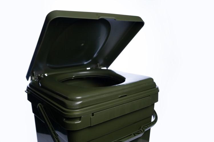 Brilliant Ridgemonkey Cozee Toilet Seat De Sportvisser Den Haag Pabps2019 Chair Design Images Pabps2019Com