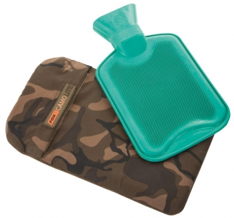 Fox Camolite Hot Water Bottle & Cover