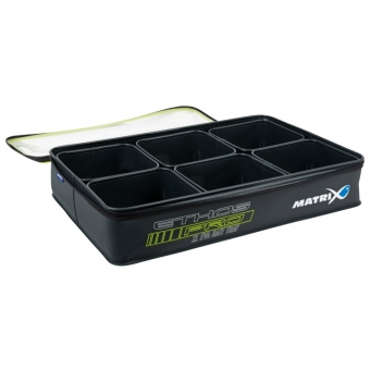 Matrix Ethos Pro XL Eva Bait Tray Incl 6x Boxes