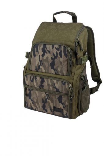 Spro Double Camouflage Backpack