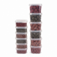 Sonubaits Pellet O's - Bloodworm Fishmeal 8mm