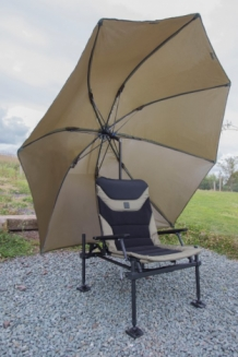 Graphite Brolly 50""