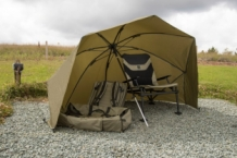 Graphite Brolly Shelter 50'