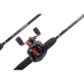 Abu Garcia Black Max Low Profile Combo