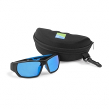 Polarised Sunglasses - Blue Lens - Floater
