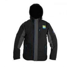Soft Shell Hooded Fleece Jacket
