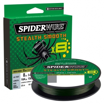 Spiderwire Stealth® Smooth Groen