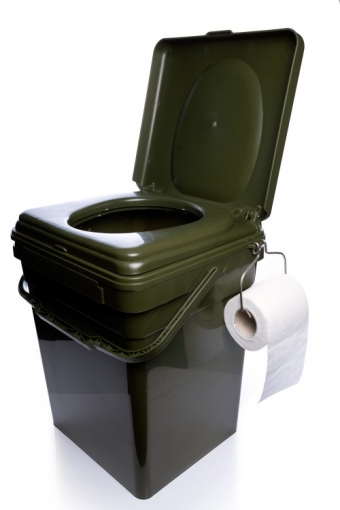 Groovy Ridgemonkey Cozee Toilet Seat De Sportvisser Den Haag Pabps2019 Chair Design Images Pabps2019Com